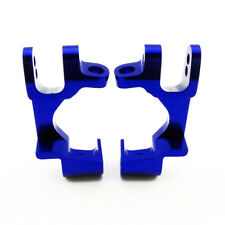 Traxxas XO-1 1:7 Alloy Front Caster Block, Blue by Atomik RC - Replaces TRX 6832