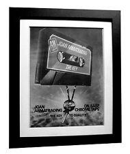 JOAN ARMATRADING+The Key+POSTER+AD+ORIGINAL 1983+QUALITY FRAMED+FAST GLOBAL SHIP
