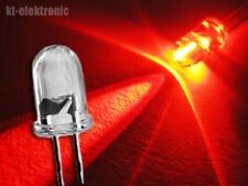 100 Stück LED 5mm rot superhell