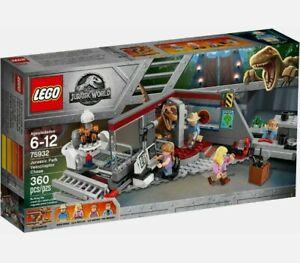 LEGO 75932 Jurassic Park Velociraptor Chase - Brand New In Box -