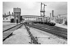 bb0473 - Boston Railway Station - Lincolnshire in 1964 - photograph 6x4