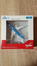 Herpa 528085-002 - 1/500 KLM Boeing 787-9 Dreamliner - Neu