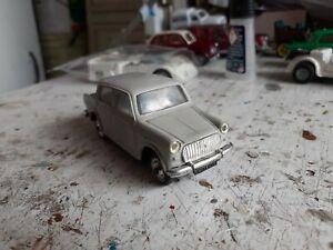 Norev 1/43 plastique vintage fiat 1100d n.36