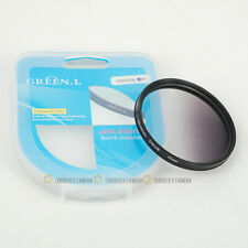 Green.L 62mm 62 mm M62 Gradual Grey ND4 GC Filter New