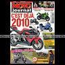 MOTO JOURNAL N°1861 BMW F800GS KAWASAKI ZX-6R DUCATI MONSTER 696 HONDA CB 1000 R