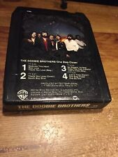 The Doobie Brothers/ One Step Closer 1980 Warner Brothers Records 8 Track Tape