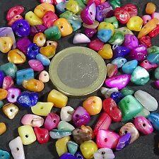 135 Abalorios Multicolor 4-9mm T563C Semi Precious Stone Bracelet Necklace Beads