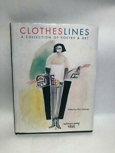 Clotheslines : A Collection of Poetry and Art by Stan Tymorek (2001, Hardcover)