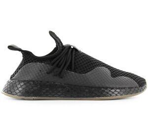 Adidas originals Deerupt S Uomo Sneaker Nero EE5655 Tempo Libero Sport Scarpe