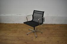 ICF Eames EA108 Mesh/Chrome Alloy Office Swivel Chair - Free P+P