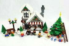 LEGO USED WINTER VILLAGE TOY SHOP 10199 COMPLETE NO INSTRUCTIONS FREE SHIPPING