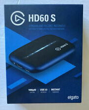 *NEW* Elgato Game Capture Card HD60 S - 1080p60 Stream and Record PS4 Xbox One