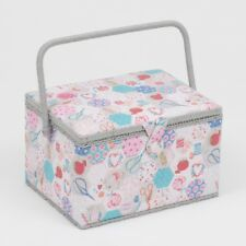 Sewing Basket - Large Sewing Box - Notions - MRL440