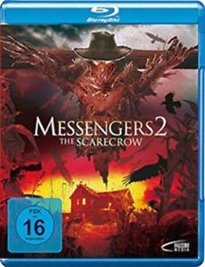 Barnewitz, martin-messengers 2-the scarecrow-blu-ray disc - (german blu-ray new