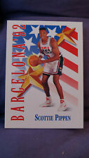 Basketball 1991-92 SKYBOX  DREAM TEAM SCOTTIE PIPPEN  #537