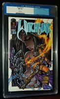 1996 WITCHBLADE #3 Image Comics CGC 9.4 NM