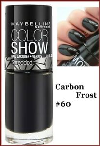 NEW (Discontuined) Maybelline COLOR SHOW Nail Laquar Polish .23 fl oz./7 ml
