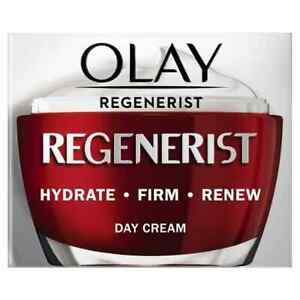 OLAY REGENERIST DAY CREAM HYDRATE * FIRM * RENEW 50 ml