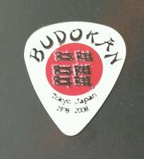 Cheap Trick Rick Nielsen White 2008 Budokan Tokyo Japan Tour Guitar Pick