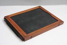 "8x10"" Glass Plate Film Holder Premo Universal OD ~20x250x302mm - VINTAGE LF284"