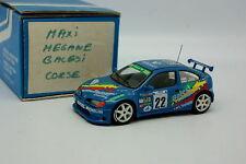 Provence Moulage 1/43 - Renault Megane Maxi Kit Car Balesi Tour de Corse 1997