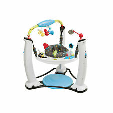 Evenflo ExerSaucer Jump and Learn Jam Session Jumping Activity Baby Jumper