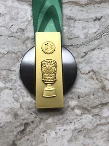 Eintracht Frankfurt DFB-Pokalsieg 2018  🏆 - DIE Medaille 🥇