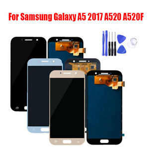 OEM Galaxy A5 2017 SM-A520 LCD Display Touch Screen Digitizer For Samsung