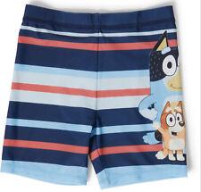 New Genuine Size 5/7 Bluey Swim Trunk Kids