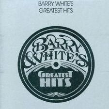 CDs de música souls blues barry white