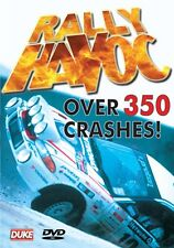 RALLY HAVOC DVD. Over 350 Auto Crashes. Stereo. 60 Mins. DUKE 2131NV