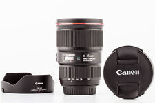 Canon EF-S 16-35mm 4 L IS USM Zoom SHP 67573