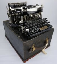 1896 Williams No. 1 Antique Typewriter Schreibmaschine 打字机 Máquina de Escrever