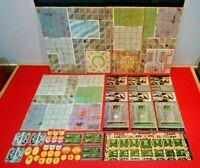 Space Crusade Bundle Main Boards Docking & Doors Control Boards Tokens Game Bits
