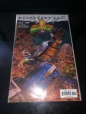 Boom Studios Comics Mighty Morphin Power Rangers #44 Necessary Evil