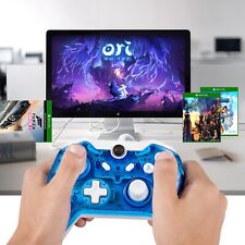 USB Wired Glow Light Controller Game Pad For Microsoft Xbox One S/One/One X & PC