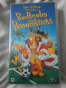 Walt Disney's Bedknobs And Broomsticks - VHS Video