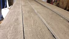 "Reclaimed 6"" Wide Pine Wooden Flooring Rustic Floor Boards Solid Wood"