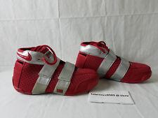 Rare Nike Zoom Lebron 20-5-5 Crimson Red Buckeyes Basketball Shoes 23