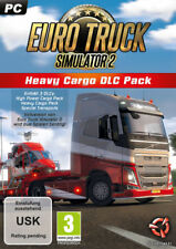 Euro Truck Simulator 2: Heavy Cargo DLC Pack (Add-On) - PC - *NEU* VORBESTELLUNG