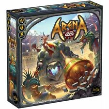 ARENA FOR THE GODS Game - by Iello - PRIORITY SHIPPING - FREE PROMOS