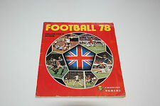 Album calciatori panini Football 78 tenuto molto bene