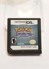 Pokemon: SoulSilver Version (DS, 2010)