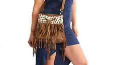 Leather Handbag Bohemian Bag CrossBody Bag Pouch Faux Leather Bag Totes Bag
