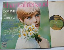 CHANTAL RENAUD Comme un garcon, Ne dis rien (GAINSBOURG) Ex to NM- CANADA '68 LP