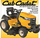 Cub Cadet XT3 QS137 54* Side Discharge Hydrostatic Lawn Tractror Lawnmower Mower