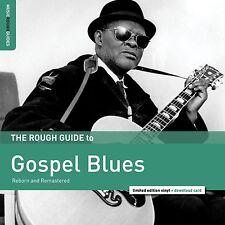 Rough Guide to Gospel Blues - Various Artists LP w/ download and bonus trx