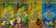 POLYMER SET, El Club De La Moneda 5;6;7;8 Cafeteiros 2020 > Colombian Animals