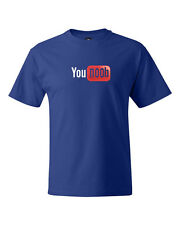 YouNoob YouTube funny Tshirt S-5XL