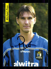 Michael Prus Autogrammkarte Eintracht Trier 2002-03 Original Signiert + A 73253